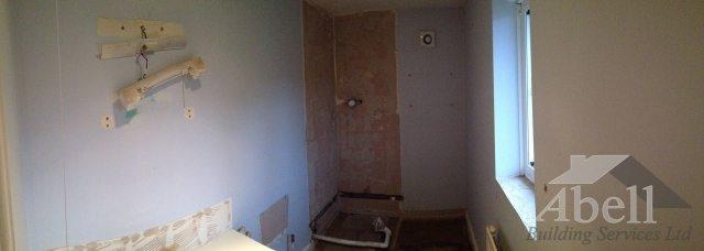 En suite renovation 4