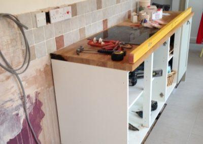 Kitchen Alteration - Quorn 1