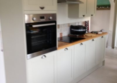 Kitchen Alteration – Quorn