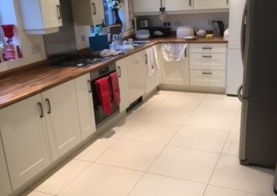 Kitchen Renovation – Loughborough