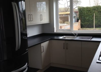 Kitchen and Bathroom renovation – Loughborough