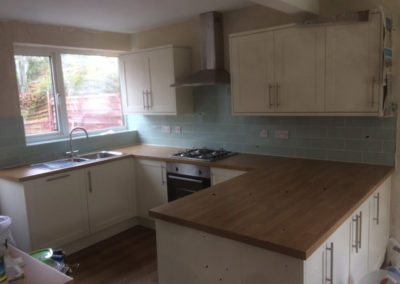 Kitchen and Dining Room Refurbishment