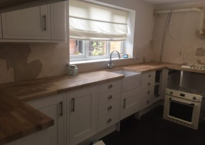 Oak Work Tops 2