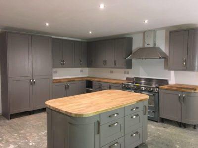 Long Clawson kitchen