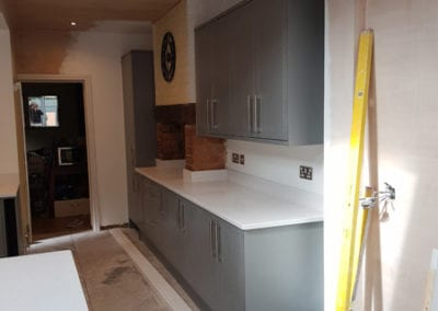 during kitchen fitted (1)