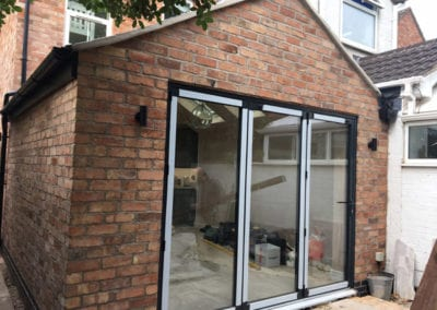Rear Extension in Quorn